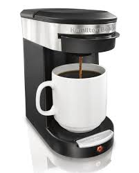new hamilton beach personal 1 one cup pod brewer coffee maker single serve 1 of 3only 0 available see more