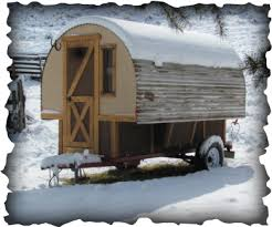 Small Picture Sheep Wagon Home Tiny Houses Pinterest Sheep Gypsy wagon