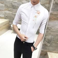 Mens Shirts With Embroidery Design Mens Shirts Embroidery Designs Rldm
