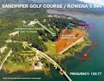 Sandpiper Golf Course / Rowena