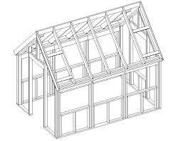 plans for wood frame greenhouse diy wood greenhouse plans building