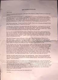 Best Divorce Letter Ever Sharenator