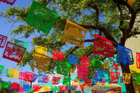 mexican wedding invitations. papel picado banners flickr stuart seeger mexican wedding invitations