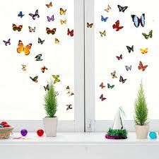 Small Picture Party Decor Window Decal Promotion Shop for Promotional Party