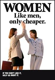 pay gap civic issues affirmative action 1561 a4 email poster indd
