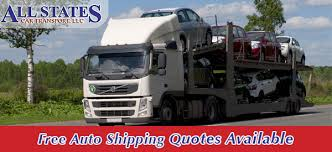 Auto Shipping Quotes Fascinating All States Car Transport Free Auto Shipping Quotes