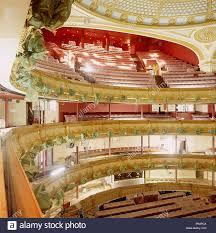 interior of royal opera house covent garden london united kingdom
