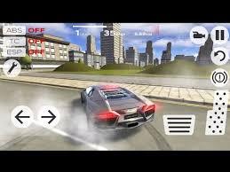 extreme car driving simulator game