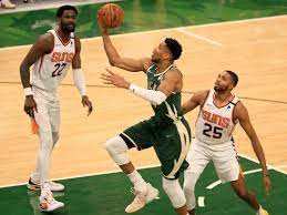 Final Score: Bucks slap the Suns 120 ...