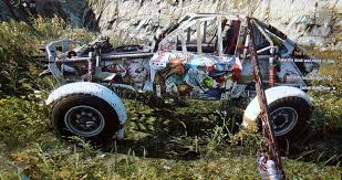 Dying Light The Following Paint Jobs My Favourite Paint Job So Far Dyinglight