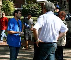 Gene Voss Gets Interviewed   A couple of film crews were roa…   Flickr