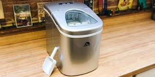 the best portable ice maker countertop newair clear ice40 machine
