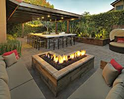 diy patio with fire pit. DIY Fire Pit With Pavers Diy Patio