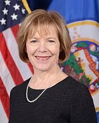 Image result for mn us senator tina smith
