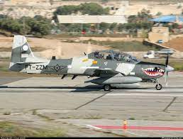 PT-ZZM Philippines Air Force Embraer EMB-314 Super Tucano DATE Photo by  Alistair Zammit | ID 1114009
