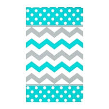 rug teal chevron best of and gray polka dots area by grey white luxury at
