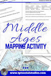 High Middle Ages Activities