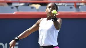 WTA Montreal: Coco Gauff starts strong ...