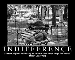 Indifference Quotes