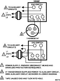 v4044f1000 b Honeywell 2 Zone System wiring wiring v8043f to white rodgers system