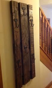 Reclaimed Wood Wall Coat Rack Wall Coat Racks Wooden Home Ideas Collection Making Wall Coat Racks 36
