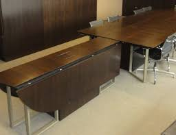 office tables on wheels.  Office Reconfigurable Conference Tables With Office Tables On Wheels