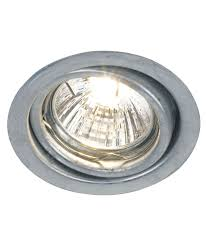 adjustable outdoor recessed soffit light fitting. galvanised soffit downlight for led lamps - adjustable outdoor recessed light fitting r