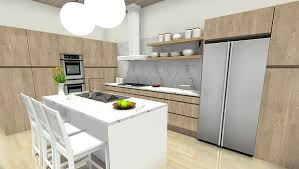 computer kitchen design. Contemporary Kitchen 7 Kitchen Layout Ideas That Work With Computer Design O