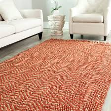 stylist design ideas sisal area rug remarkable safavieh natural fiber rust rugs cievi home washable kitchen