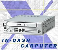 CP-1000 - In-Dash 1-DIN Car PC - Xenarc Technologies