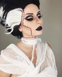 deluxe bride of frankenstein wig