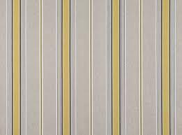 Stripe Designer Fabric Madigan Ruben Pear A Classic Stripe With A Small