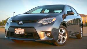 2014 Toyota Corolla - Review and Road Test - YouTube