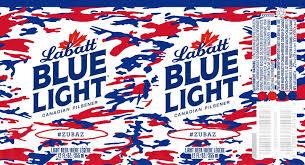 Labatt Blue Light Zubaz Mybeerbuzz Com Bringing Good Beers Good People Together
