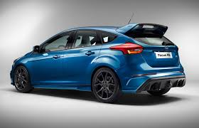 Ford Focus RS (2016) enters hyper-hatch territory with 345bhp ...