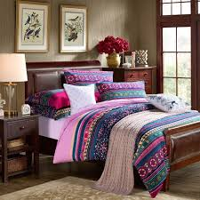 image of bohemian bedding