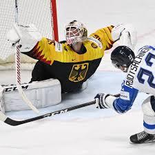 Bestes ergebnis platzierung der deutschen eishockeynationalmannschaft bei em, wm und olympischen spielen. Eishockey Wm Deutschland Unterliegt Finnland 1 2 Eishockey Sportschau De