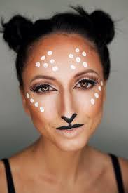 a cute last minute halloween makeup video