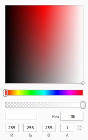 Color Picker Sap Fiori Design Guidelines