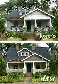 Craftsman Style Home Exteriors Minimalist Remodelling