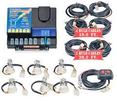 wolo lighting. Wolo Lightning XL Strobe Light Kit Lighting