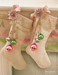 Handmade Christmas Stockings Personalized Christmas Stockings Etsy Peeinncom