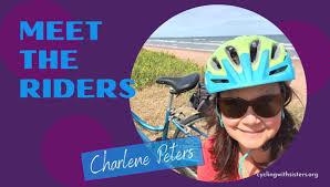 Meet Charlene Peters – Prince Edward Island Ride