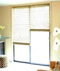 glass door blinds shades for patio door door window treatments patio door blinds glass door curtains