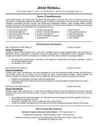Supply Chain Analyst Supply Chain Analyst Resume Simple Resume