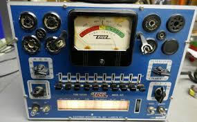 Vintage Eico 625 Tube Tester 115 00 Picclick