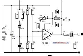 mini audio signal generator circuit diagram mini audio signal generator