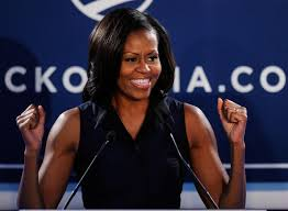 Michelle Obama Shows Off Toned Arms In Las Vegas (PHOTOS) | HuffPost Life