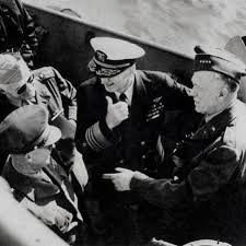 General Dwight Eisenhower, General Henry Arnold #4407733