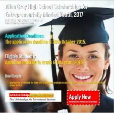 Allan Gray Scholarship for South Africans, 2017 Scholarship ...